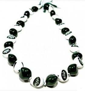 NFL New York Jets Kukui Nut Lei