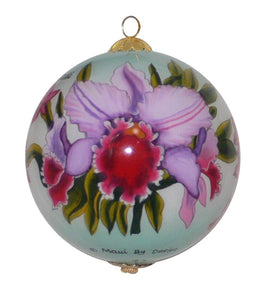 Orchid Vision Ornament - The Hawaii Store
