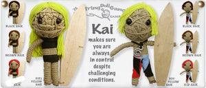 Kamibashi String Doll Kai, Girl Surfer