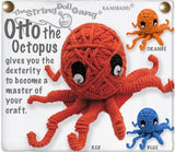 Kamibashi String Doll Otto, the Octopus - The Hawaii Store