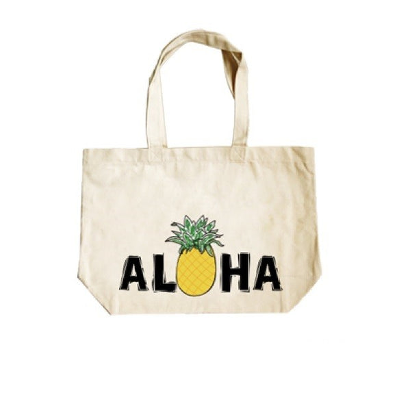 Tote Pineapple - The Hawaii Store