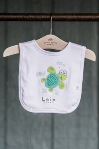 Turtle Baby Bib - The Hawaii Store