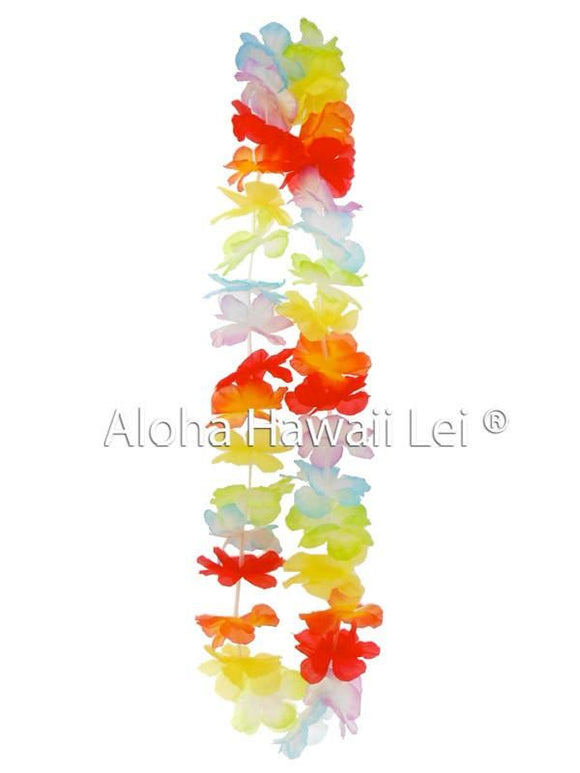 Multi Flower Lei - The Hawaii Store