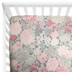 Summerfields Cot Sheet