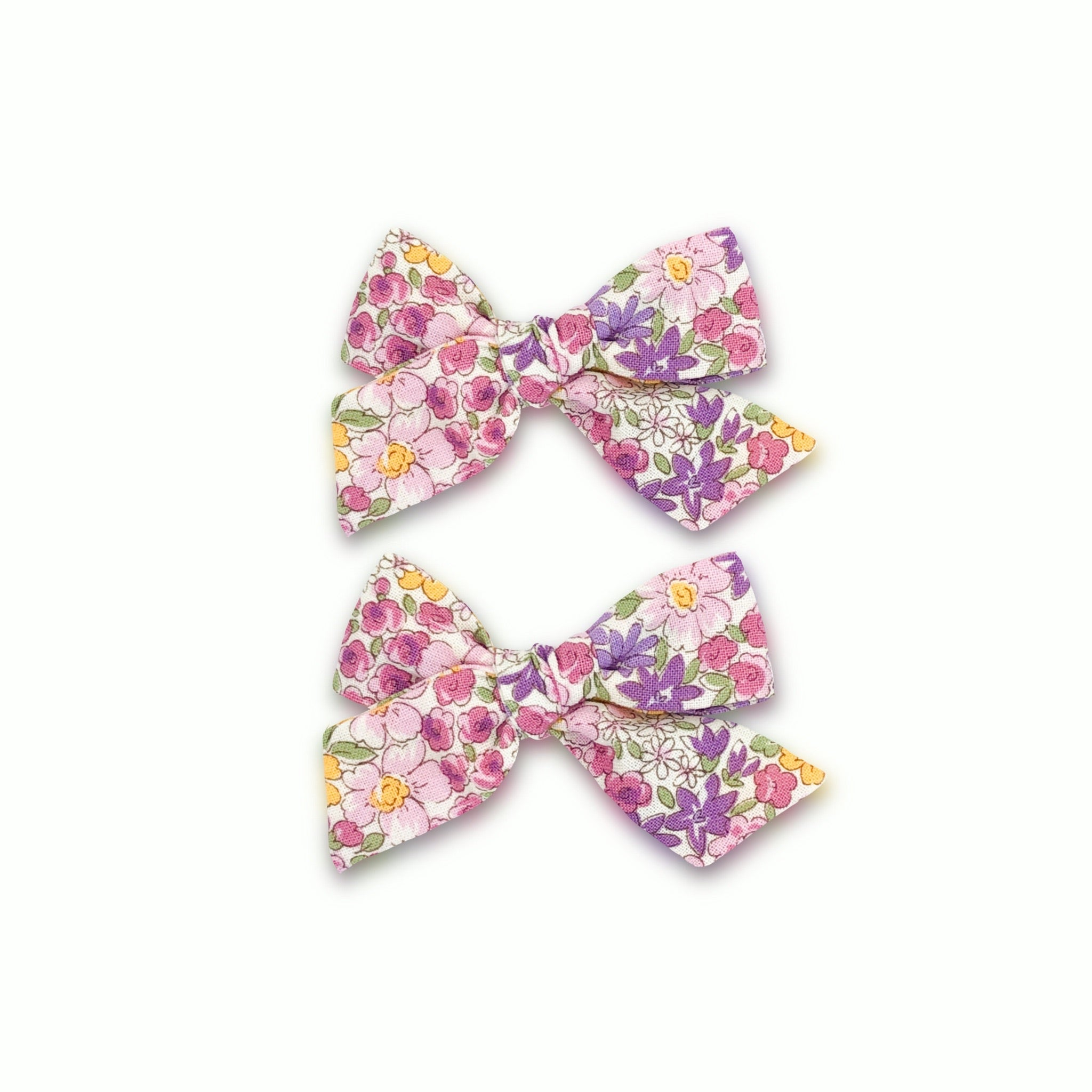 Berry Blossom Schoolgirl Pigtail Set