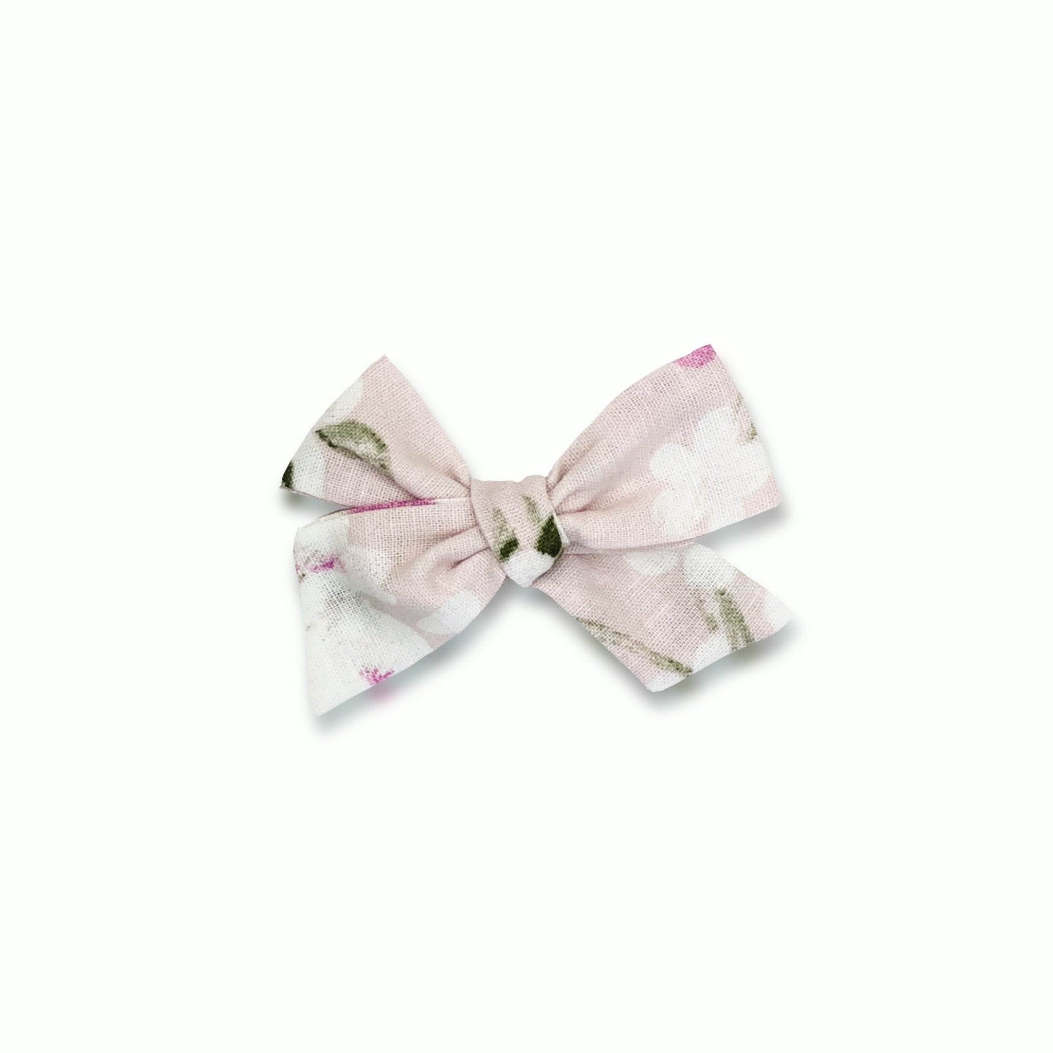 Pretty in Pink Schoolgirl Bow