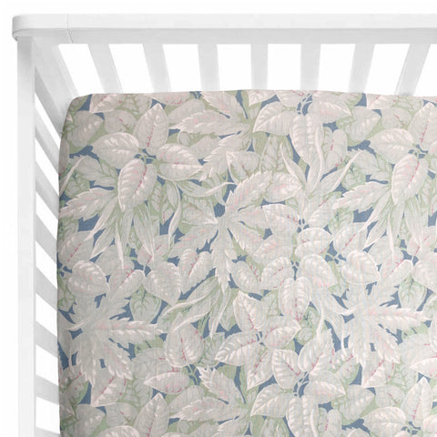 Tropical Cot Sheet
