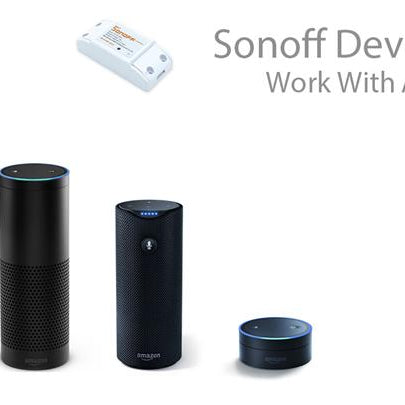 eWeLink WORKS WITH ALEXA TUTORIAL