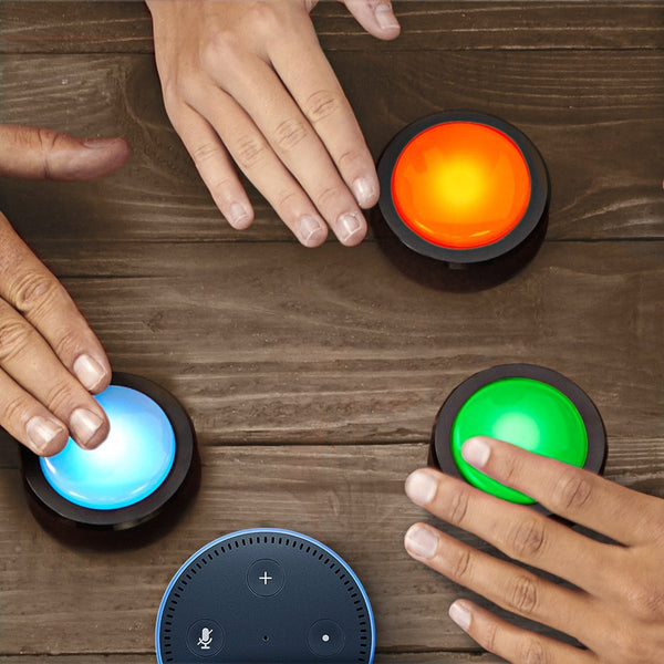 Amazon Echo Buttons (2 Pack)