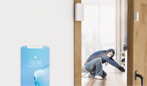 SONOFF DW2: WI-FI WIRELESS DOOR/WINDOW SENSOR