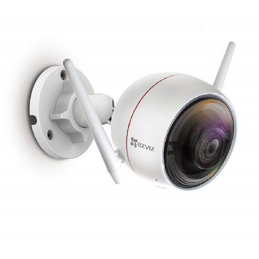 EZVIZ Husky Air (C3W) 1080p Full HD Outdoor WiFi IP Camera with Remote Activated Alarm System