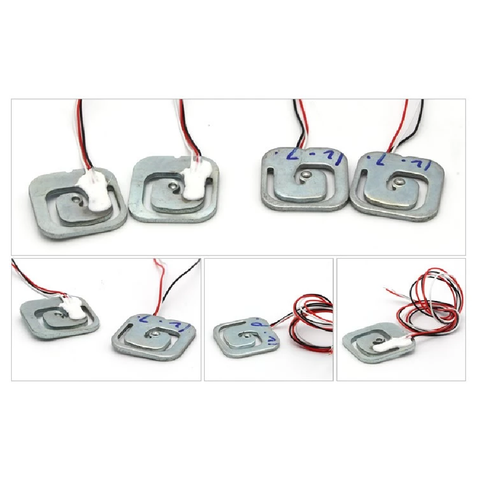 GML694 flat thin 50kg micro load cell (4 pack)
