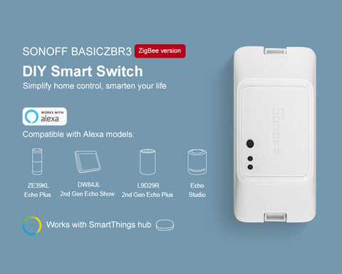 SONOFF BASIC ZBR3 DIY Smart Switch
