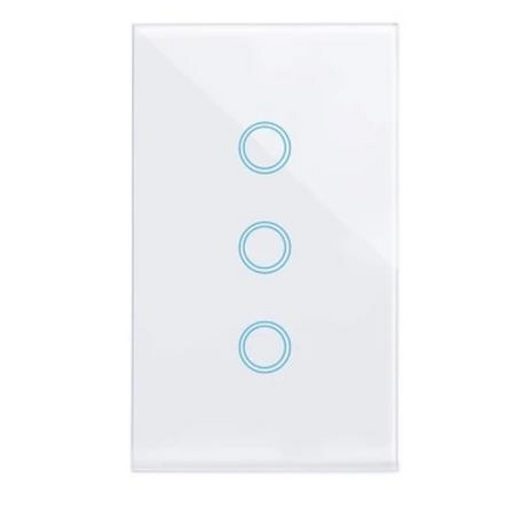 EACHEN WiFi Smart Touch Switch-L-RF-US (NO NEUTRAL REQUIRED) (EWelink APP)