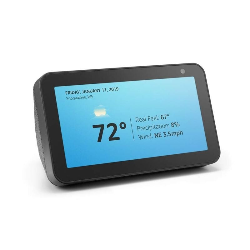"AMAZON Echo Show 5 Compact Smart Display 5.5"" with Alexa"