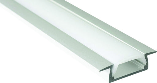 U Shape LED Aluminum Channel System with Cover 1 Meter