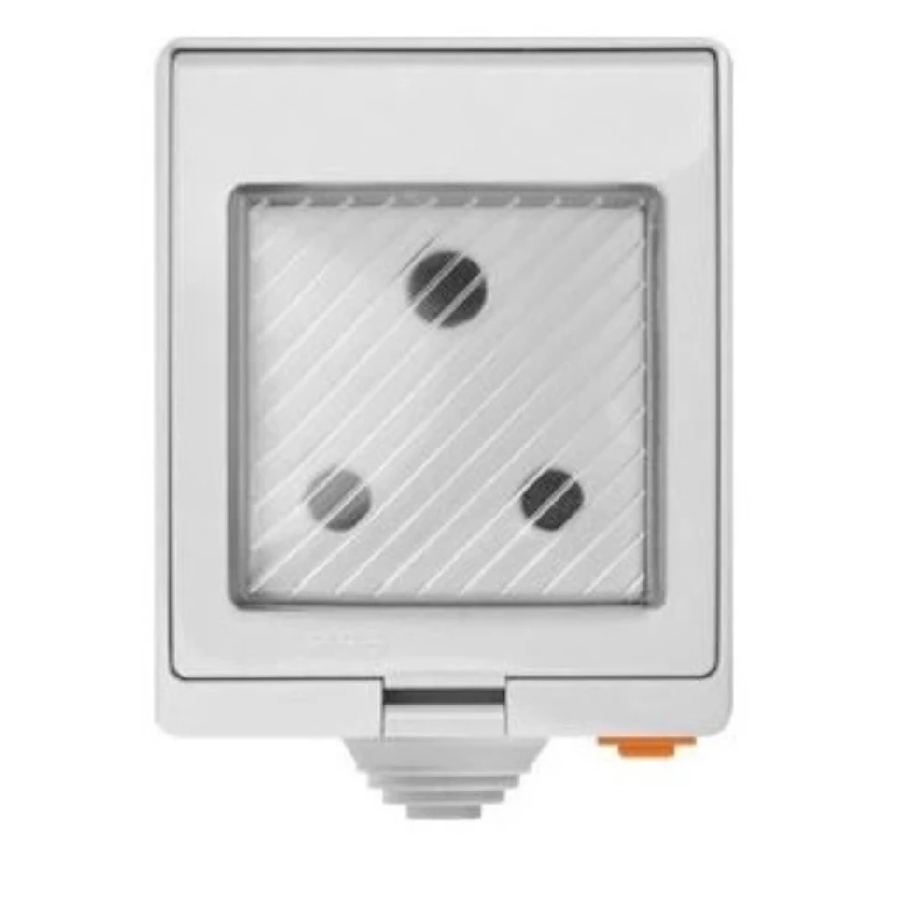 S55 Wi-Fi Smart Waterproof Socket