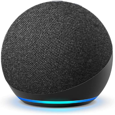 All-new Echo Dot 4th Gen | Smart speaker with Alexa | Charcoal