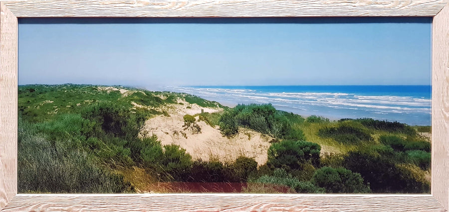 Framed Print of Beach No.1
