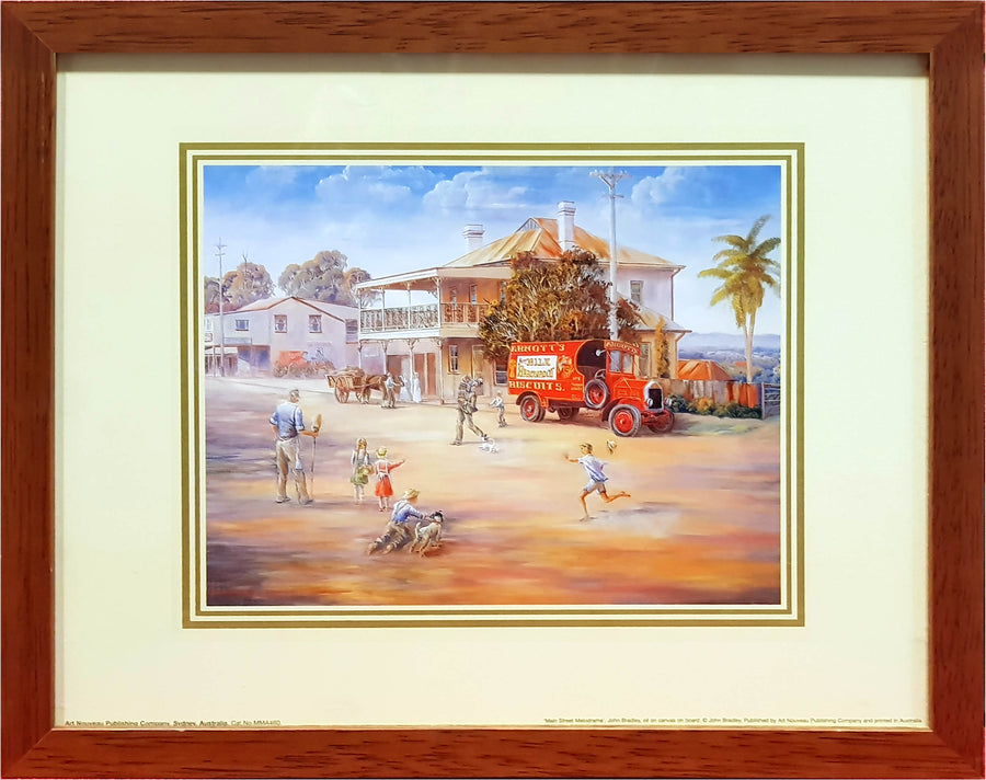Framed Print of Arnotts by John Bradley