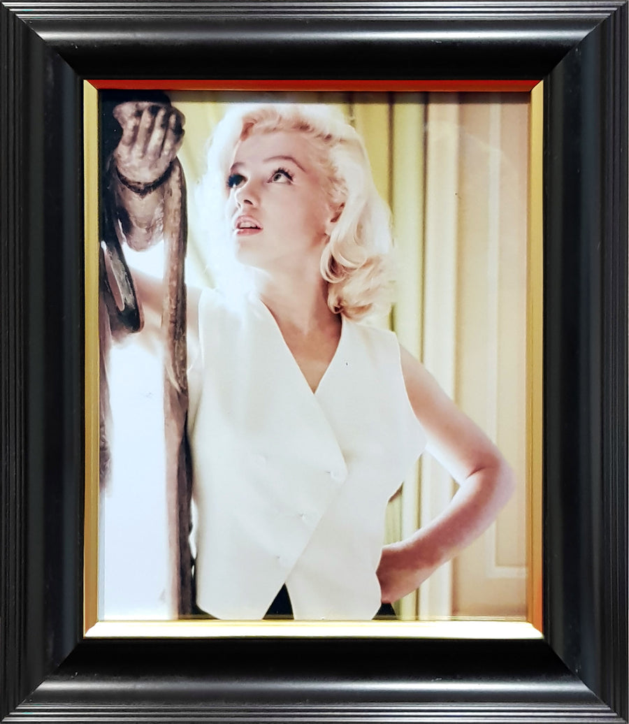 Framed Print of Marilyn Monroe No.2