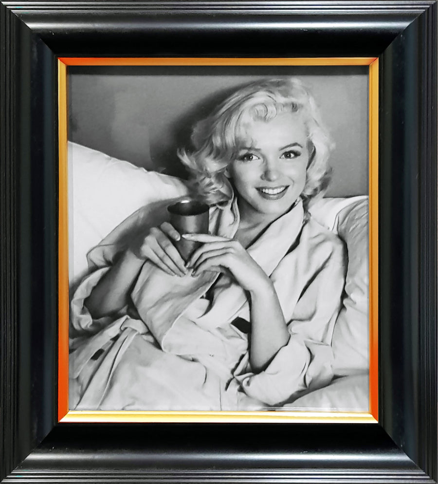 Framed Print of Marilyn Monroe No.3