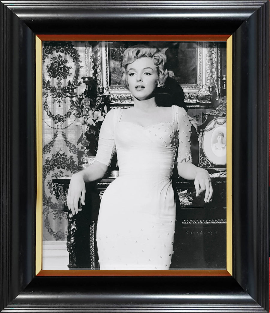 Framed Print of Marilyn Monroe No.4