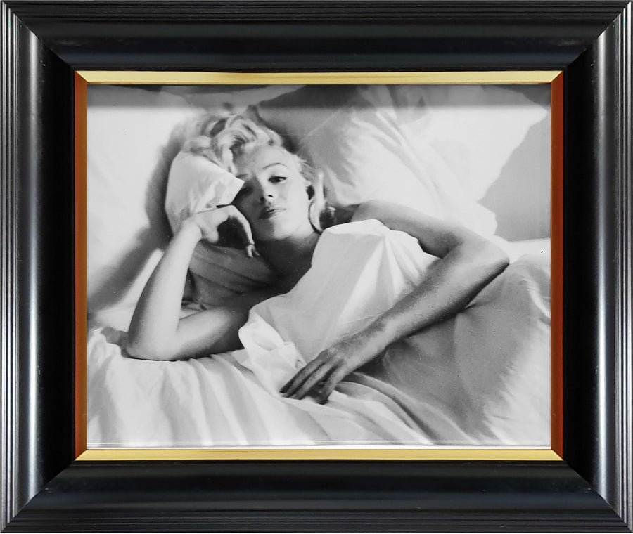 Framed Print of Marilyn Monroe No.5