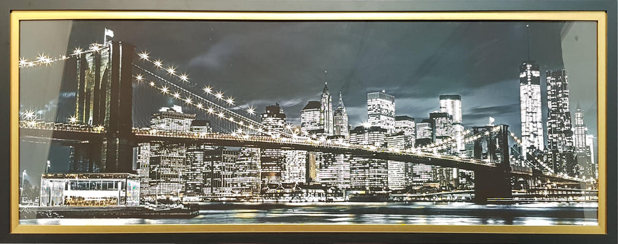 Framed Print of New York No.1
