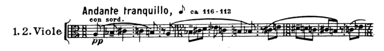 The suddivision of the bars in Bartók's Music for Strings, Percussion and Celesta