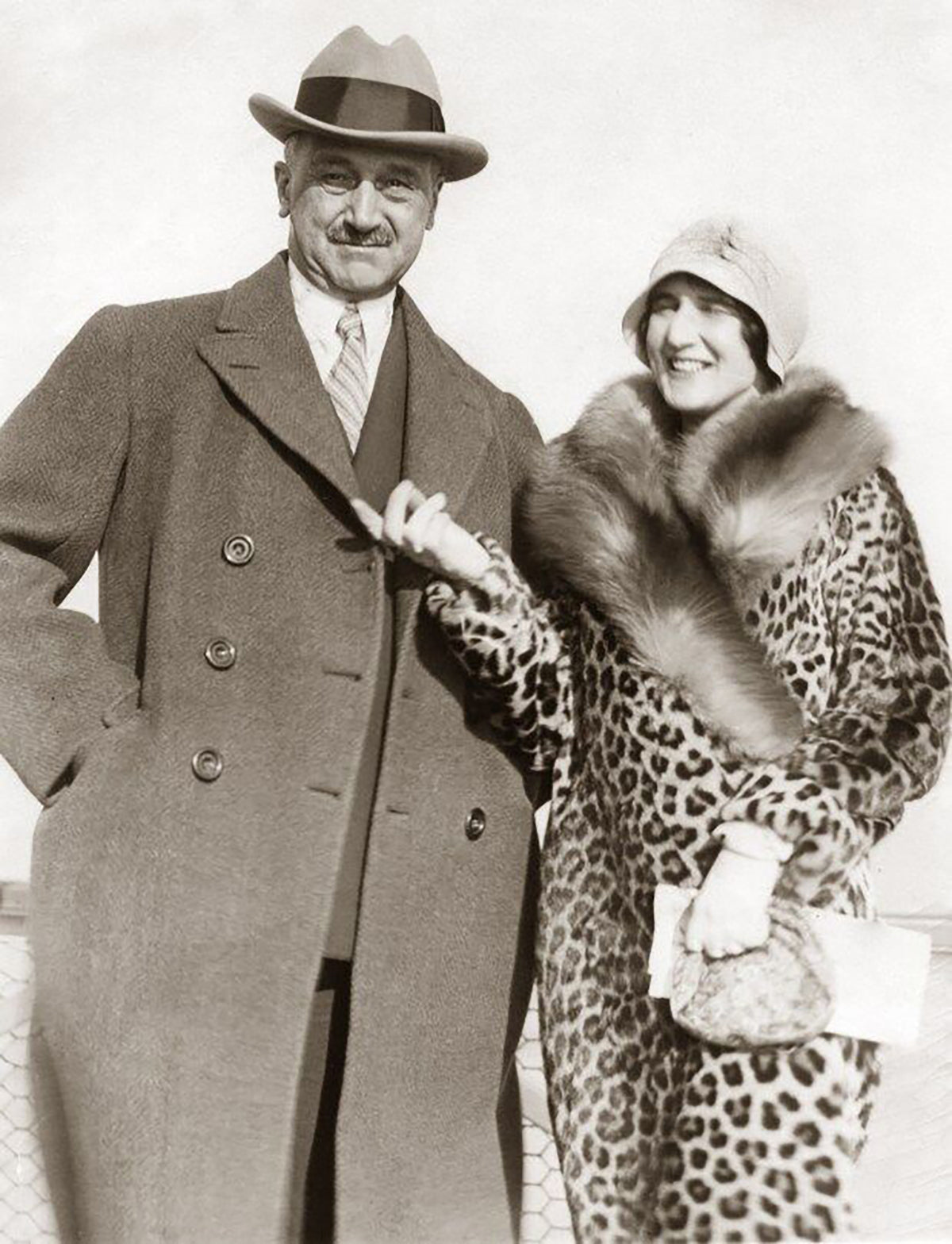 Amadeo Giannini, Amadeo Giannini daughter, Claire Giannini, Amadeo and Claire Giannini
