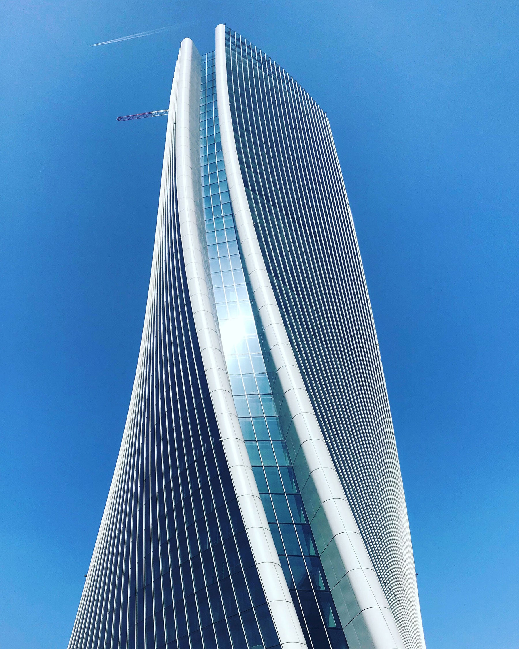 Atellani invited to Zaha Hadid new tower on Milano City Life