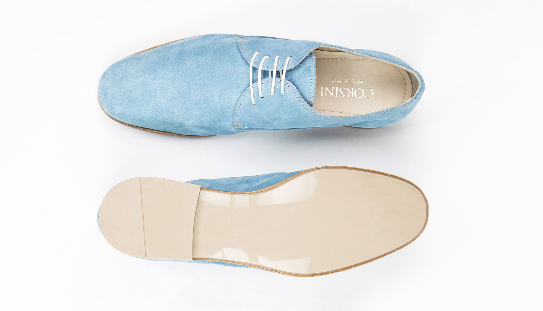 corsini shoes, blue shoes, blue corsini shoe
