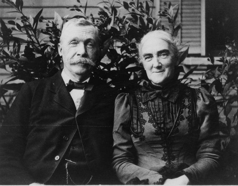 ELLEN AND ROBERT RICHARDS