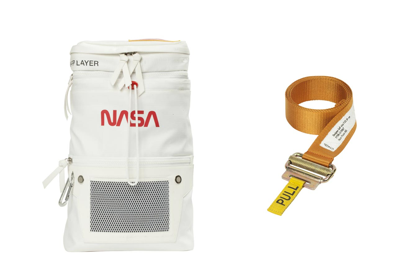 NASA 60th anniversary, Heron Preston x NASA, Heron Preston