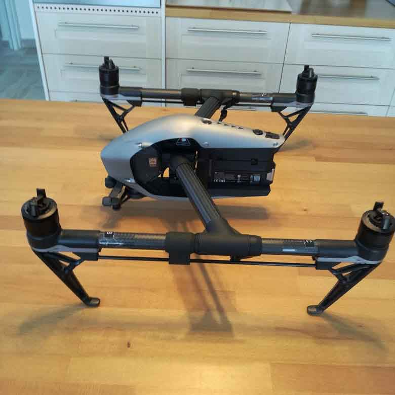 Ultimadrone, Inspire 2 kit fix, Ultimadrone Reviews, DJI Inspire 2 issue