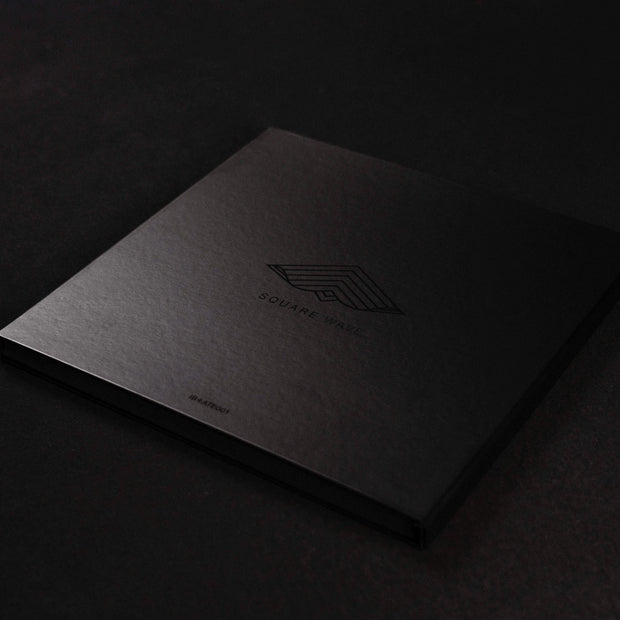 Square Wave Elegant Packaging Bronze Edition
