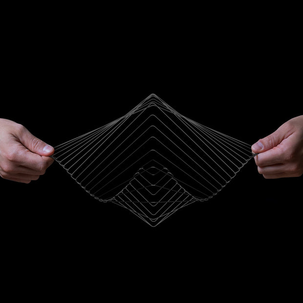 Square Wave Kinetic Art