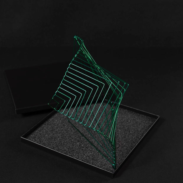 Square Wave Limited Edition Emerald Green