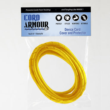 Cord Armour | Yellow