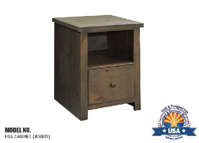 Joshua Creek Collection; File Cabinet