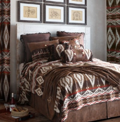 Pecos Trail Bedding