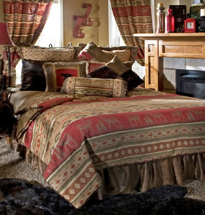 Adirondack Bedding Set