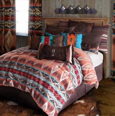 Mojave Sunset Bedding