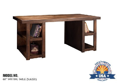 "Sausalito Collection 60"" Writing Table"