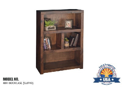 "Sausalito Collection 48"" Bookcase"