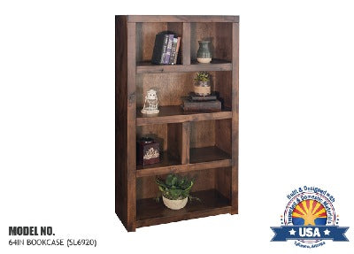"Sausalito Collection 64"" Bookcase"