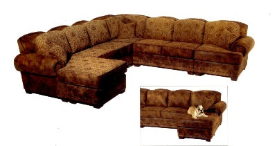 The Laredo sectional sofa