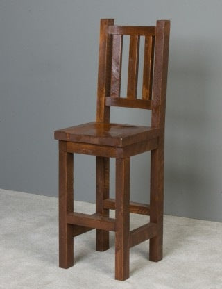 The Sawmill Collection Barnwood pub chairs