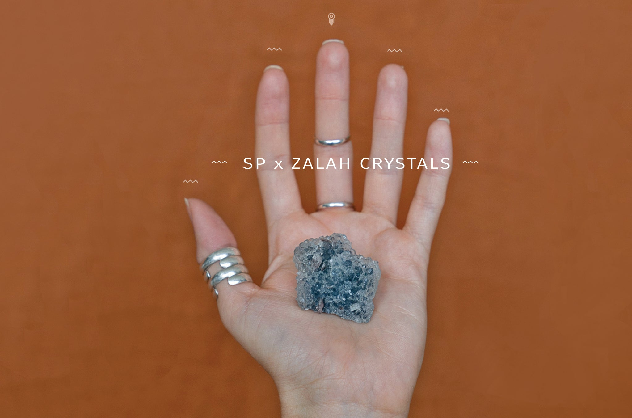 FREE Zalah Crystal With Any SP Purchase